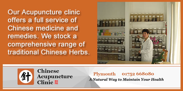 We stock a range of Chinese Herbs